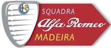 """Autocolantes """" Squadra Alfa Romeo Madeira """" já disponíveis !"""