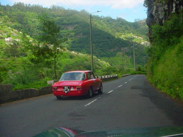 Squadra Alfa Romeo Madeira - 10 Maio 2009
