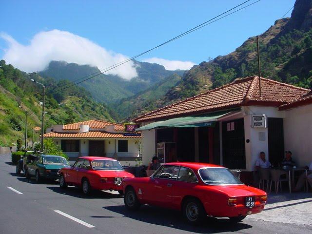 Squadra Alfa Romeo Madeira - participação no I EMPC  2008
