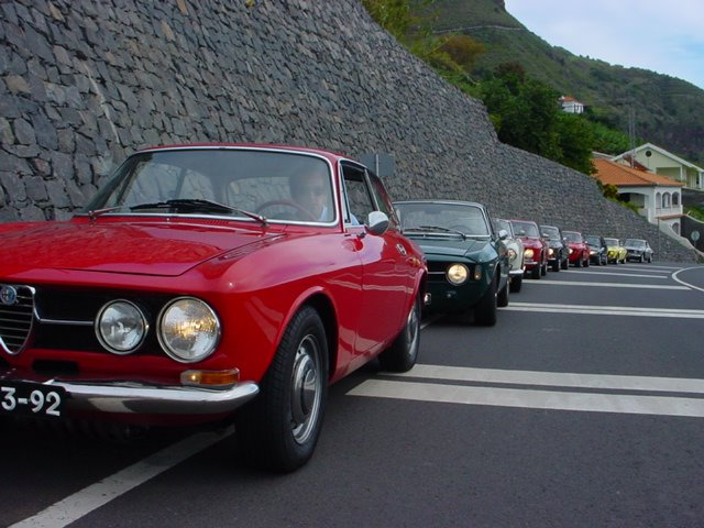 """"""" 2º Caffé Squadra Alfa Romeo Madeira """""""