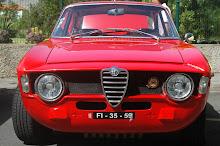 Alfa Romeo Giulia 1300 GT Junior