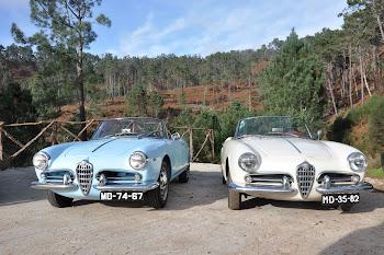 Alfa Romeo Classic day - Caffe Speciale - Engenhos da Calheta - 09 Janeiro 2011