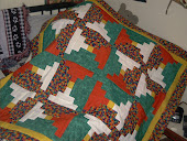 My first quilt 1997