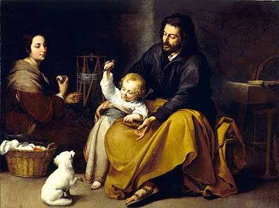 sagrada familia - Murillo