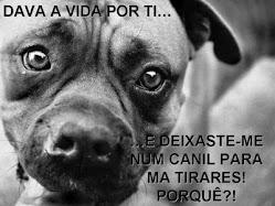 É triste, a humanidade...