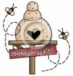 Honey for sale!