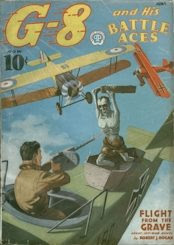 G-8 and His Battle Aces June 1937