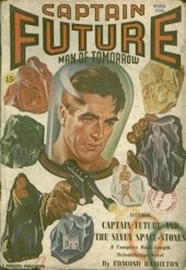 Captain Future Winter 1941
