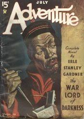 Adventure July 1934