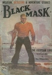Black Mask March 1928