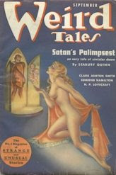 Weird Tales September 1937