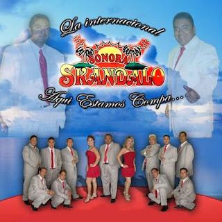 cd Sonora skandalo 2009 Sonoraskandalodelantera