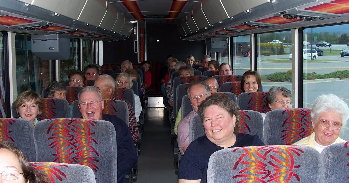 Gaither Tour Bus