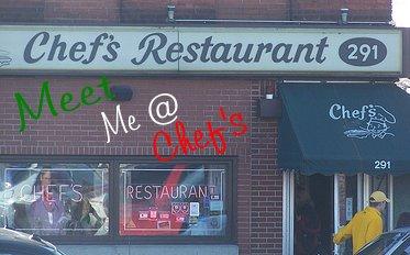 Meet Me @ Chefs