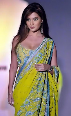riya sen sexy in saree