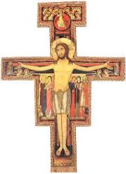 Crucifijo de San Damian