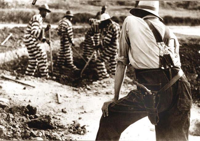Chain gang movie