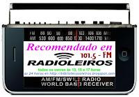 Icono Recomendacións en Radioleiros