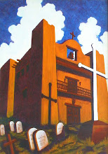 Zuni Pueblo Church