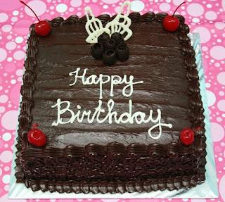 Joris Kitchen Chocolate Cake for Kaylas Father