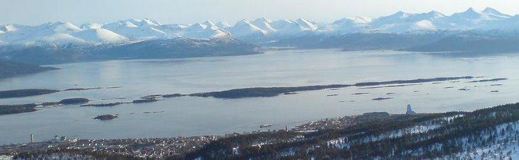 Meg og mitt i Molde
