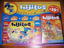 DVD Y REVISTA DE HIJITUS.