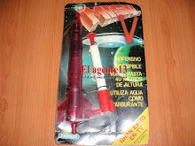 MISIL V , VUELA HASTA 40 MTS. DE ALTURA.