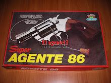 JUEGO DEL SUPER AGENTE 86.