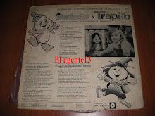 DISCO DE PETETE Y TRAPITO.