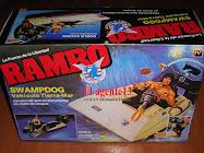 SWAMPDOG, NAVE DE RAMBO.