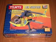 """TENTE BORRAS """"AIR SERVICE"""" HELICOPTERO"""