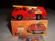 MATCHBOX SUPERFAST Nº22.