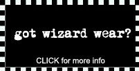 Wizard Wear custom info