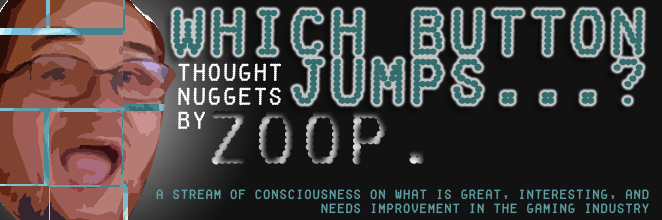 Which Button Jumps...? - Thought-nuggets by Zoop