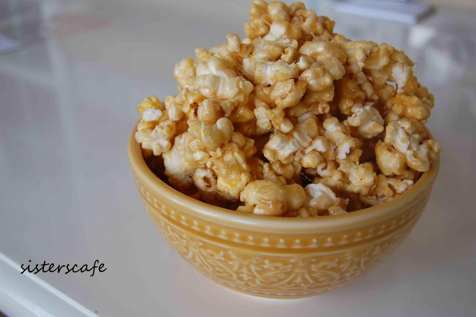 Попкорн в карамели рецепт с фото пошаговый Едим Дома 80