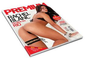 rachel Sexy Premium: Rachel Blanc   Maio de 2009