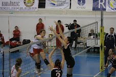 FOTO: Dinamo - Vakifbank 1:3 (21 feb. 2008)