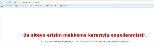 Un-Block Youtube - More Censorship in Turkey