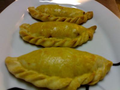 Curso cocina cepa las palmas receta empanadas de carne - Curso de cocina las palmas ...