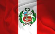 Lima. El Museo de la Biblia, único en su género en el Perú, auspiciado por . (bandera del perãº)