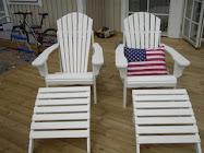 amerikanska stolar