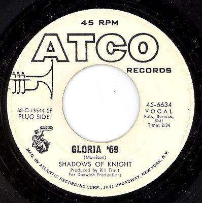 The Devil S Music Shadows Of Knight Gloria 69