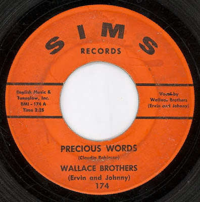 Wallace Brothers - Precious Words