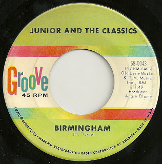 Junior And The Classics - Birmingham