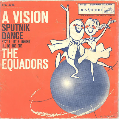 The Equadors - Sputnick Dance EP