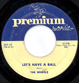 The Wheels - My Hearts Desire - Let's Have A Ball