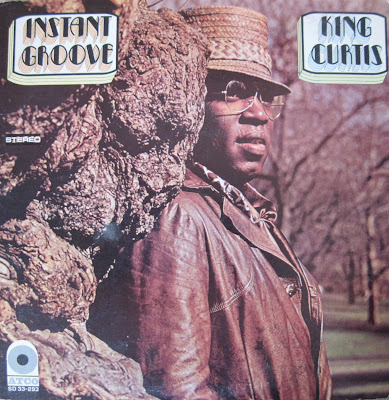 King Curtis - Instant Groove - Selected Cuts