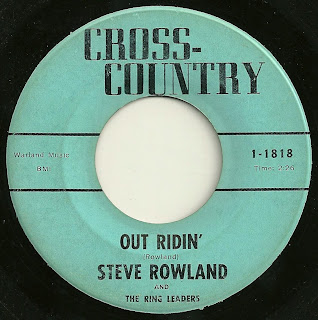 Steve Rowland and the Ring Leaders - Out Ridin' - Here, Kum The Karts