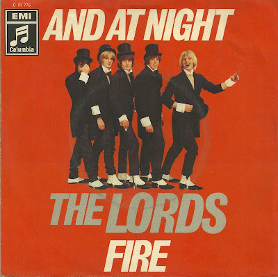 The Lords - Fire - And At Night