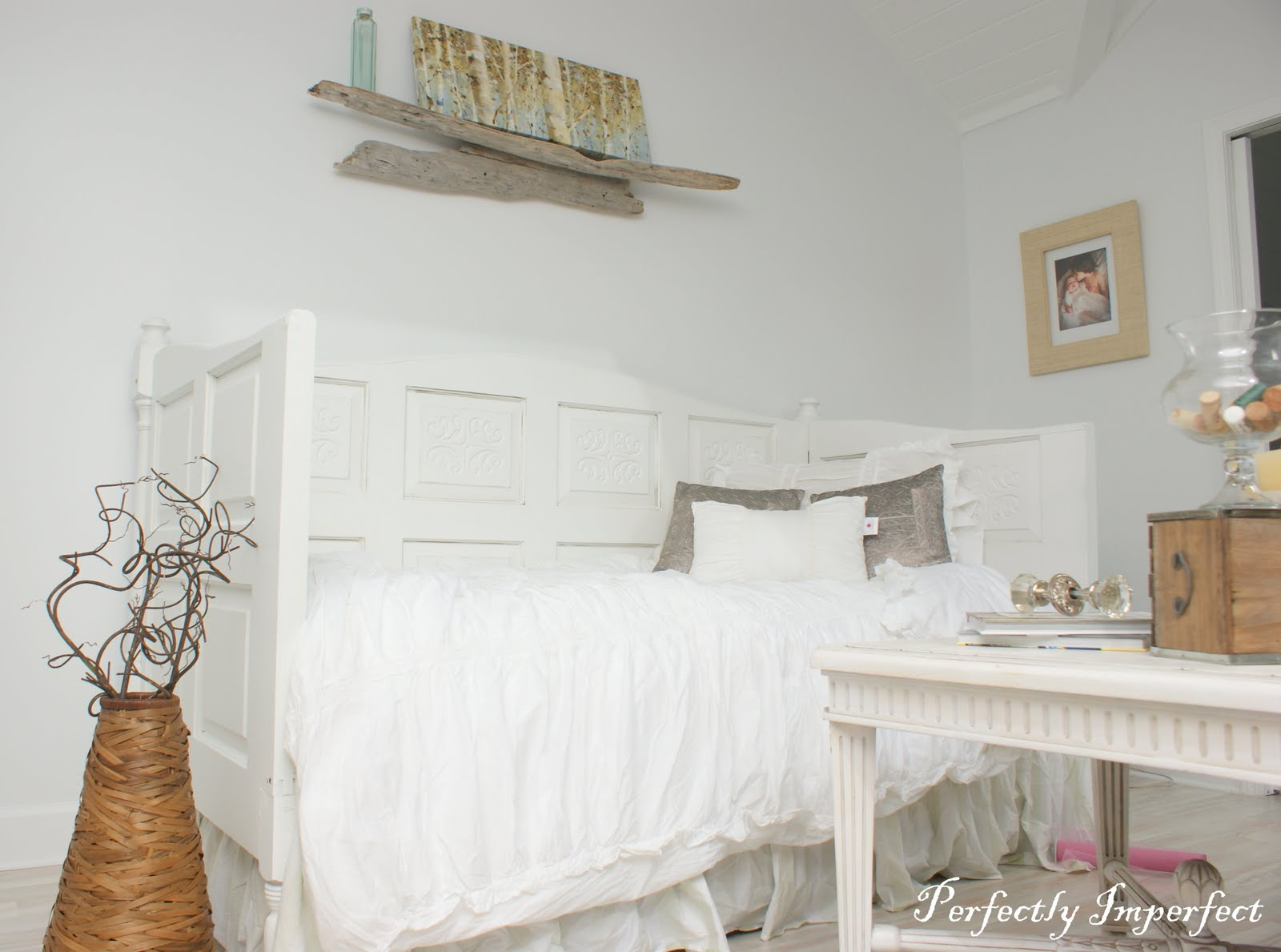 Doors to Daybed from Perfectly Imperfect